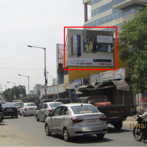 Adinn-outdoor-billboard-Woods Road Nr. Express Avenue, Chennai