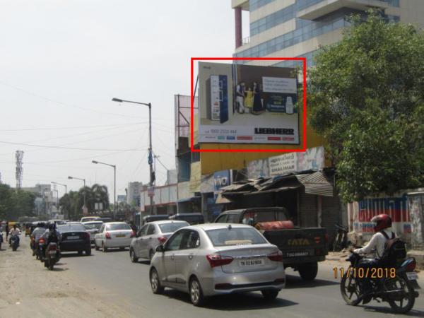 Adinn-outdoor-billboard-Woods Road Nr. Express Avenue, Chennai