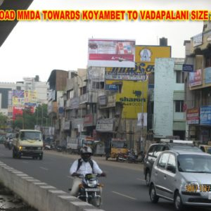 Adinn-outdoor-billboard-100 Ft towards koyambedu to vadapalani -2, Chennai